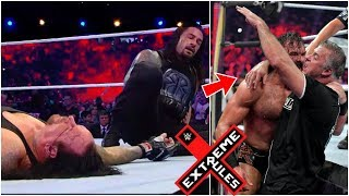 ROMAN REIGNS AND UNDERTAKER LOSING AT EXTREME RULES 2019 ? WWE Extreme Rules 2019 Highlights !