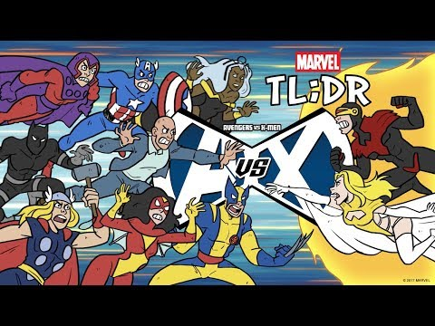 Avengers Vs. X-Men in 2 Minutes - Marvel TL;DR - UCvC4D8onUfXzvjTOM-dBfEA