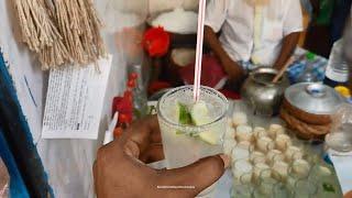 #বিউটি লাচ্চি ফালুদা Beauty lemon juice old Dhaka amazing lemon juice review
