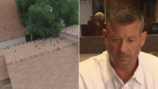 Mesa offers proposal for feeding pigeons, indicted fake contractor delays trial