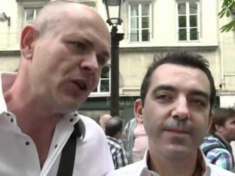 Gays franceses dizem que país ficou para trás na legislação.