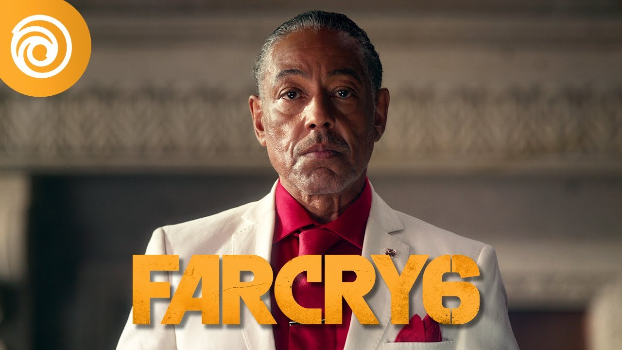 Far Cry 6: Giancarlo Will Face You Now