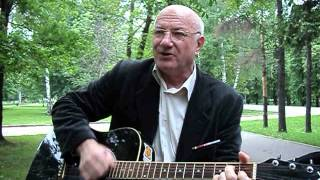 Александр Минаев - Разговор с БТРом