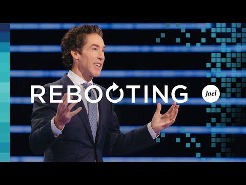 Rebooting  Joel Osteen