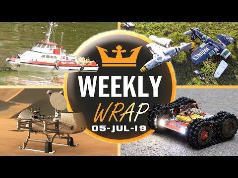 HobbyKing Weekly Wrap - Episode 23 - UCkNMDHVq-_6aJEh2uRBbRmw