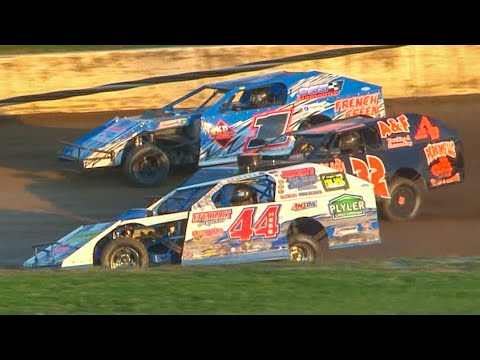 UMP Modified Feature | Eriez Speedway | 9-19-21 - dirt track racing video image