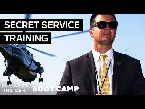 What New Secret Service Recruits Go Through At Boot Camp - UCcyq283he07B7_KUX07mmtA