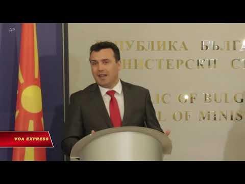 Macedonia sắp sửa trở thành thành viên NATO mới (VOA)