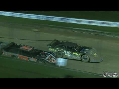 Crate Racin USA 604 Late Models Feature-All Tech Raceway-9/12/20 - dirt track racing video image