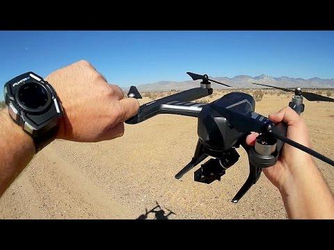 Flypro XEagle Watch Controlled Follow Me Drone Flight Test Review - UC90A4JdsSoFm1Okfu0DHTuQ
