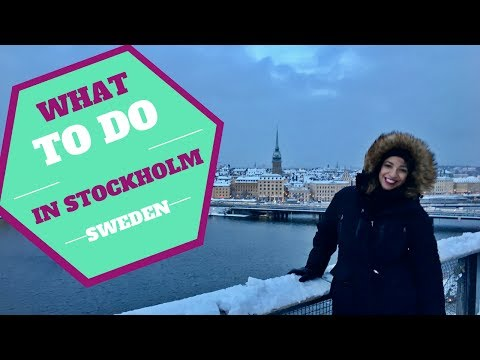 WHAT TO DO IN STOCKHOLM, SWEDEN - UCyqBoymIxQt8ZUb9-FNhlsw