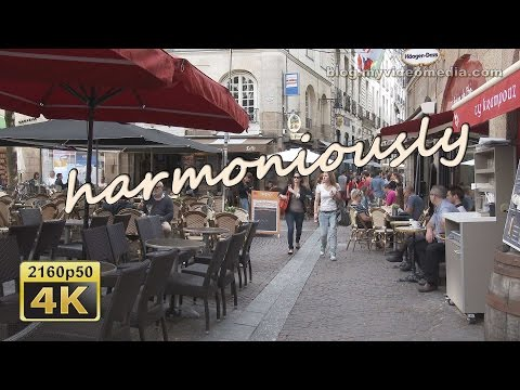 Nantes, Morning Walk through Old City - France 4K Travel Channel - UCqv3b5EIRz-ZqBzUeEH7BKQ