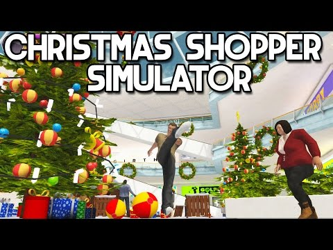 Christmas Shopping Simulator.This Is Christmas Shopper Simulator F Sport Lt
