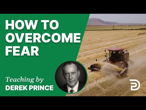 How to Overcome Fear 08/3