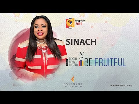 WAFBEC 2019 CONCERT WITH SINACH