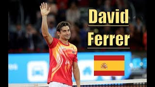 Recapping David Ferrer's Legendary Career