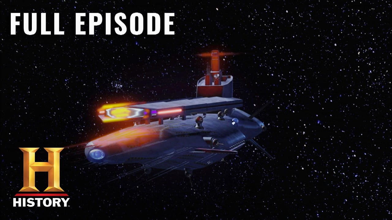 The Universe: Space Weapons Prepare for War (S4, E8) | Full Episode | History