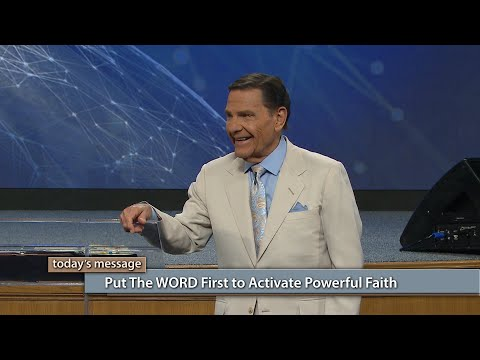 Put The WORD First to Activate Powerful Faith