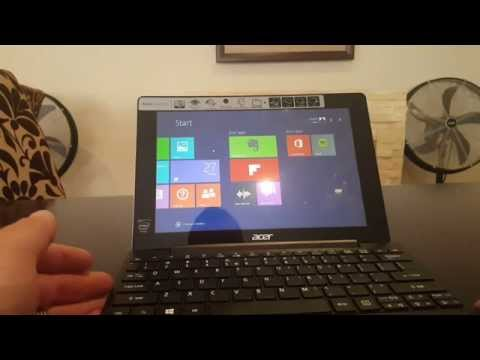 Is the Acer Aspire Switch 10 E a gimmick ? Hands on review - UCjoNsHD6hXxCNiisSZjdlLA