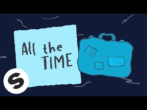Marc Benjamin - All The Time (Official Lyric Video) - UCpDJl2EmP7Oh90Vylx0dZtA