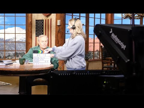 Behind Andrews Daily Show - March 2019 - Andrew Wommack Video Newsletter #21