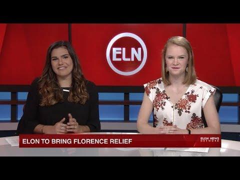 ENN: Elon Local News Full Broadcast | October 8, 2018