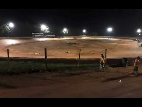 Ararat Thunder Raceway (U-Cars) 8-27-21 - dirt track racing video image