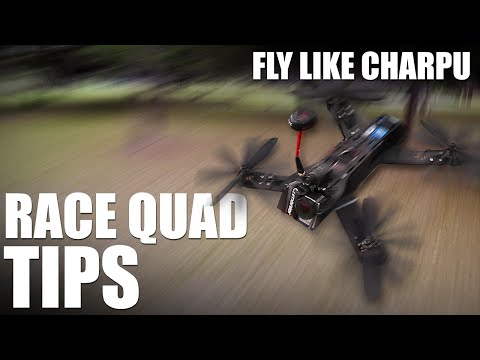 Race Quadcopter Tips - (Fly Like Charpu) | Flite Test - UC9zTuyWffK9ckEz1216noAw
