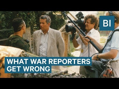 What News Organizations Get Wrong About Conflict Reporting, According To A Veteran War Reporter - UCcyq283he07B7_KUX07mmtA