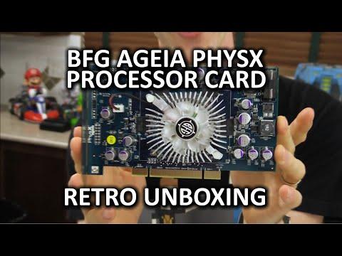 BFG Ageia PhysX Processor Card - Retro Unboxing - UCXuqSBlHAE6Xw-yeJA0Tunw
