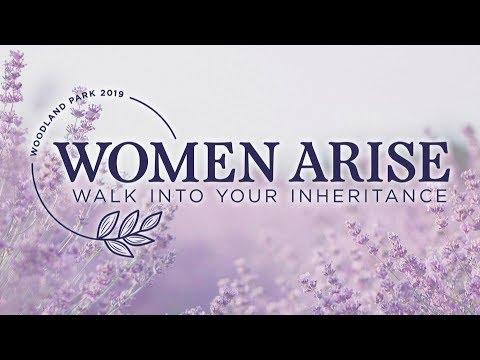 Women Arise 2019: Day 3, Session 6: Pastor Sue Sheriff