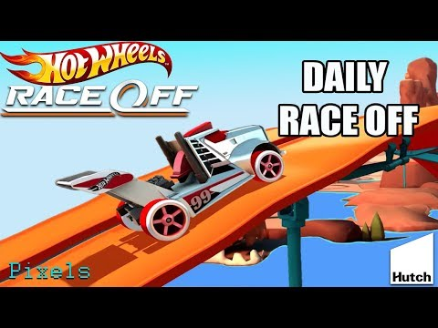 Hot Wheels Race Off - New Supercharged Daily Race Off - UCPp-7lyfLwiA0VFTslOgPzg
