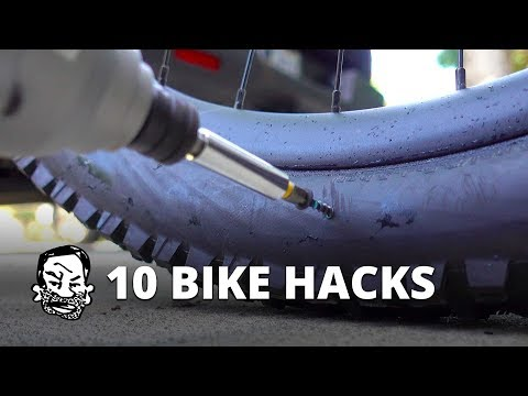 10 Hacks for Mountain Biking and Beyond - UCu8YylsPiu9XfaQC74Hr_Gw