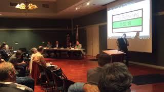 Fukushima news; San Onofre nrc hearing 8-20-2019 San Diego Pete ask