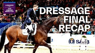 With Patrik Kittel at the FEI Dressage World Cup™ final in Gothenburg | Equestrian World