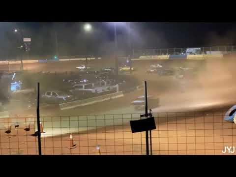 9/5/2021 Pure Stock Cherokee Speedway - dirt track racing video image