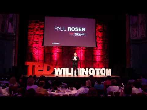 The next revolution in health care? Empathy | Paul Rosen | TEDxWilmington - default