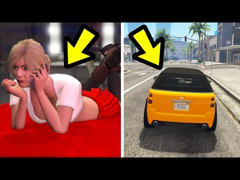 GTA 5 - Where Does Tracey Drive To? - default