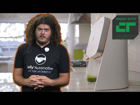 Juicero Runs Out Of Juice | Crunch Report - UCCjyq_K1Xwfg8Lndy7lKMpA