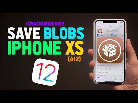 Jailbreak iOS 12: Prepare to Save iPhone XS Max & XR iOS