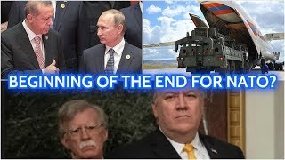 BREAKING! Russian S-400 Arrives In Turkey; US Failed To Stop Moscow - Ankara Deal