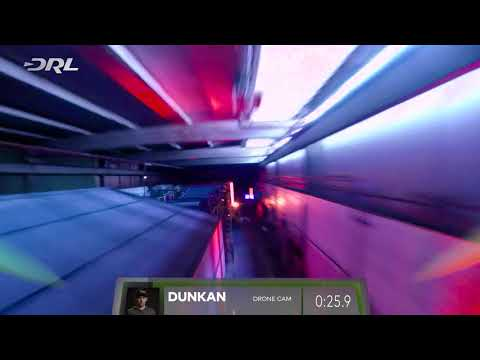 Dunkan, Fastest Lap, Boston | Drone Racing League - UCiVmHW7d57ICmEf9WGIp1CA
