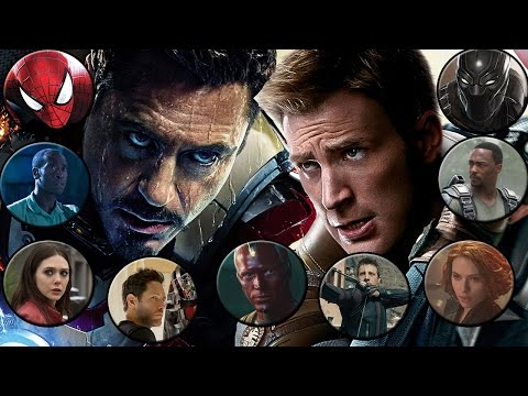 Captain America: Civil War - Picking Sides! - UCQMbqH7xJu5aTAPQ9y_U7WQ