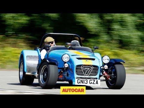 Caterham 620R slays Volkswagen Golf GTI - Caterham's fastest ever road car tested - UCIMzhx509wEXMuGkTK-kD9Q