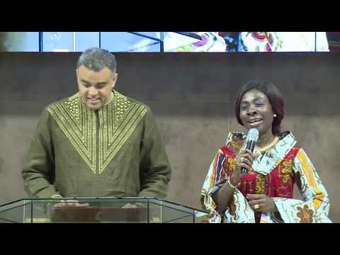THE LAWS OF FRUITFULNESS (HEALING JESUS SERVICE) - LONDON APARCHE - 25.06.2019