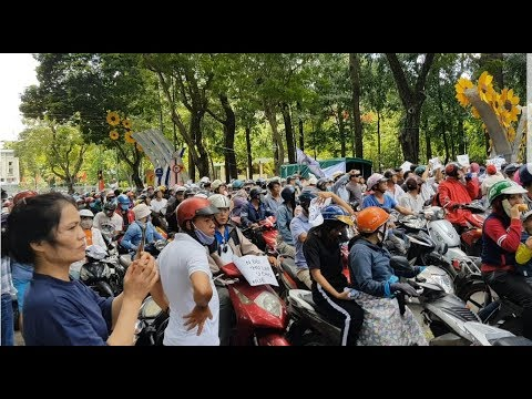 Voice of America: Vietnam Halts Debate After Protests Against Chinese Investments[108Tv]