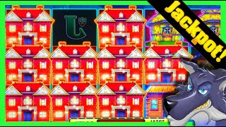 THE MOST MANSIONS On HUFF N' PUFF On Youtube! $15 BET LEADS TO A MASSIVE JACKPOT W/ SDGuy1234