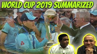 World Cup 2019 Summarized | Caught Behind