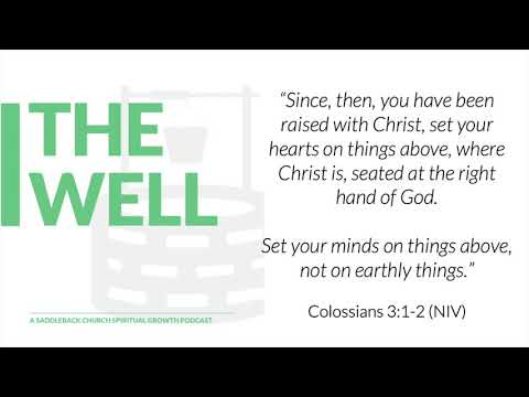 Things Above (Colossians 3:1-2) + an update