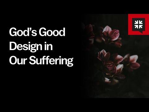 Gods Good Design in Our Suffering // Ask Pastor John